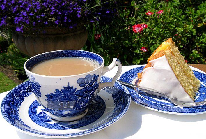 afternoon tea near buffalo - photo #22