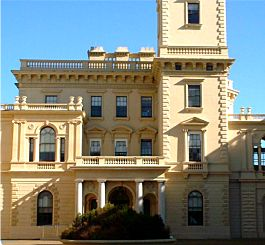 Osborne House East Cowes Isle Of Wight
