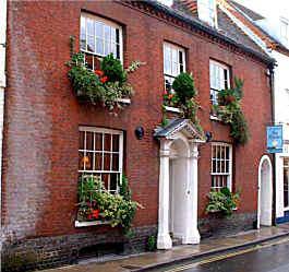 Chichester St Martins Tea Rooms